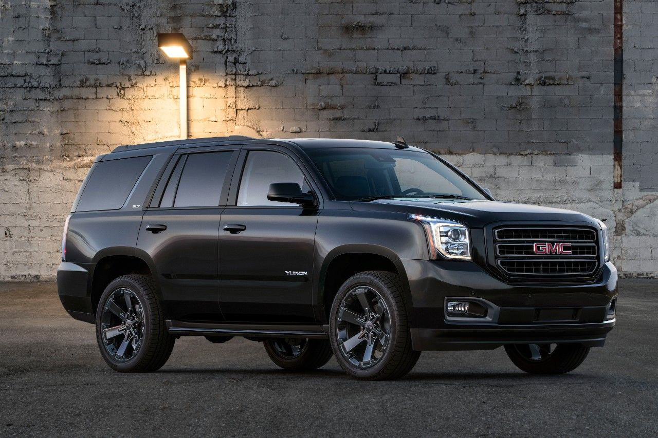 No. 9: GMC Yukon – 1.9 percent on the road in D.C. have 200,000-plus miles. (Courtesy General Motors)
