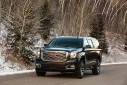 No. 5: GMC Yukon XL – 2.7 percent on the road in D.C. have 200,000-plus miles. (Courtesy General Motors)