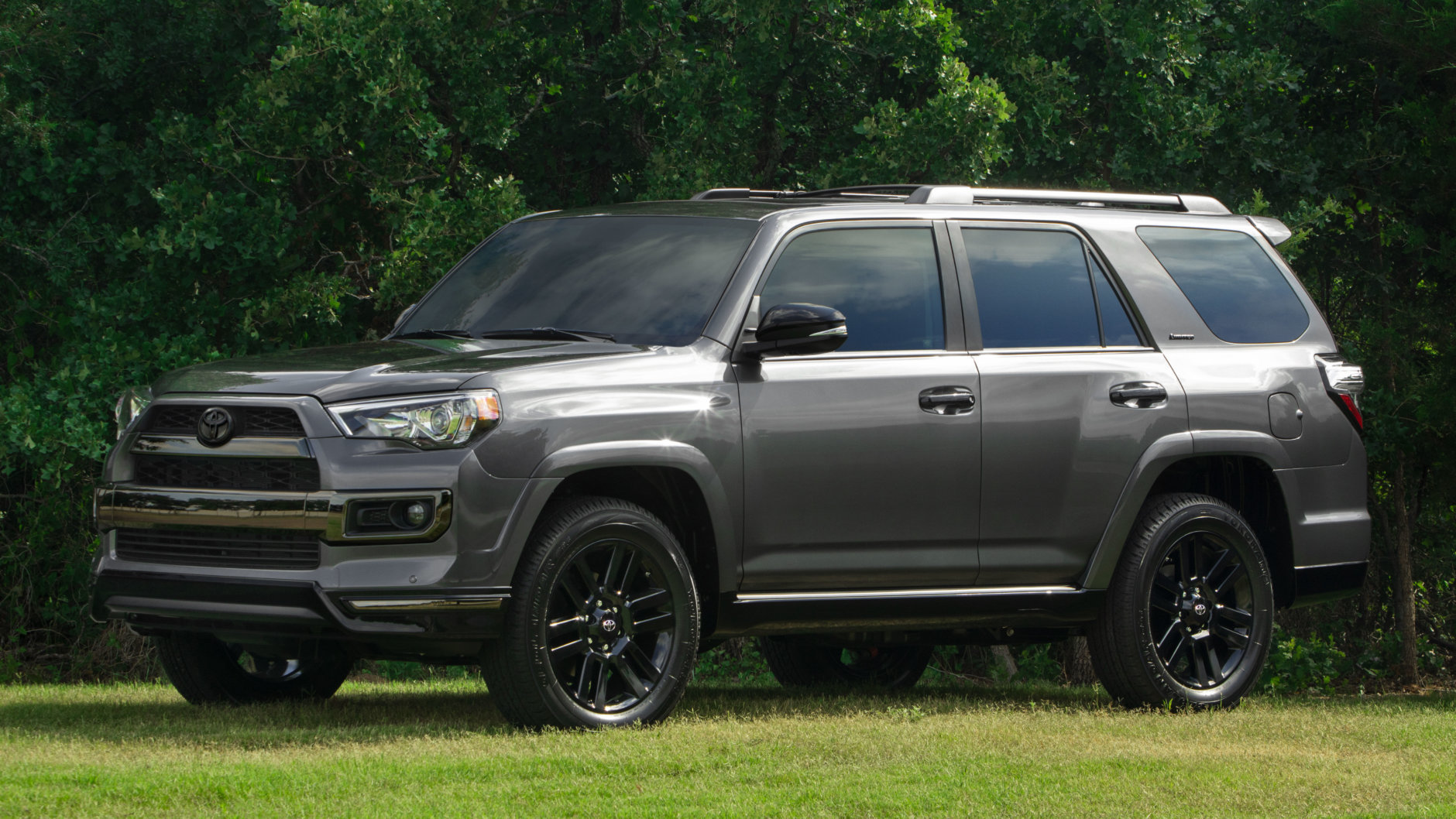 No. 4: Toyota 4Runner – 2.7 percent on the road in D.C. have 200,000-plus miles