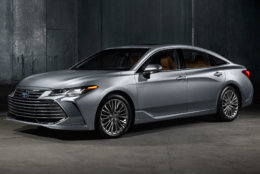 No. 7: Toyota Avalon – 2.0 percent on the road in D.C. have 200,000-plus miles. (Courtesy Toyota)