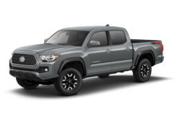 No. 8: Toyota Tacoma – 1.9 percent on the road in D.C. have 200,000-plus miles. (Courtesy Toyota)