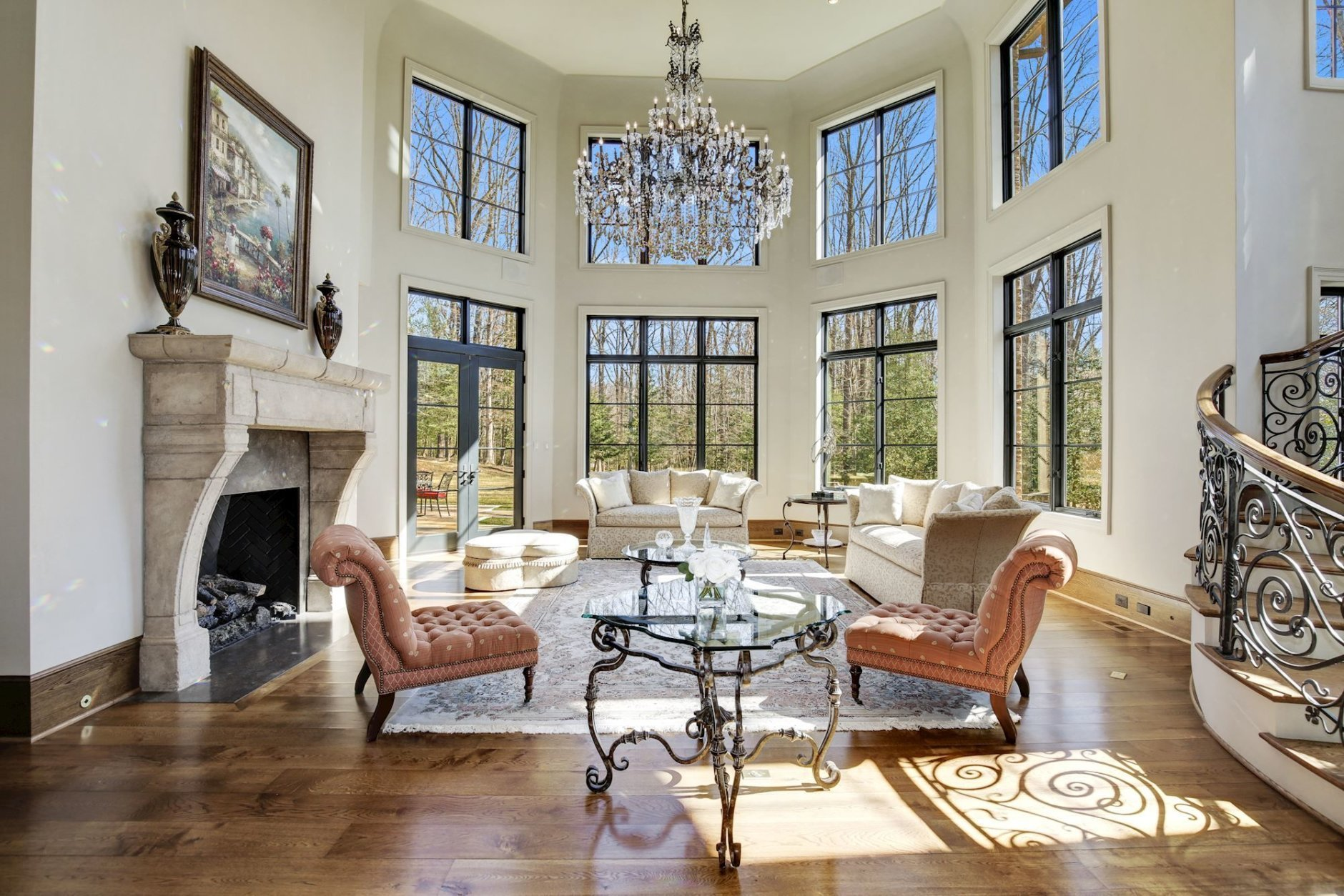 Tammy Darvish's Potomac, Maryland, home is on the market for nearly $6 million. (Courtesy Washington Fine Properties)