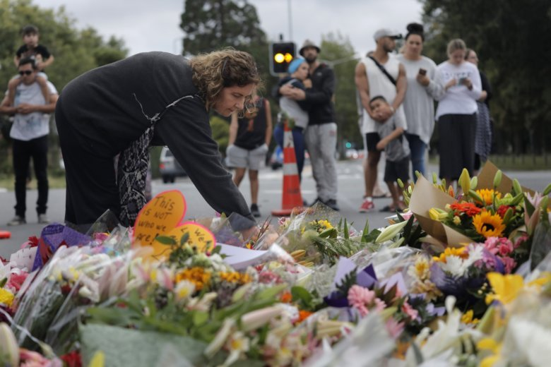 Shooting Christchurch Gallery: The Latest: Death Toll In Mosque Attacks Rises To 50