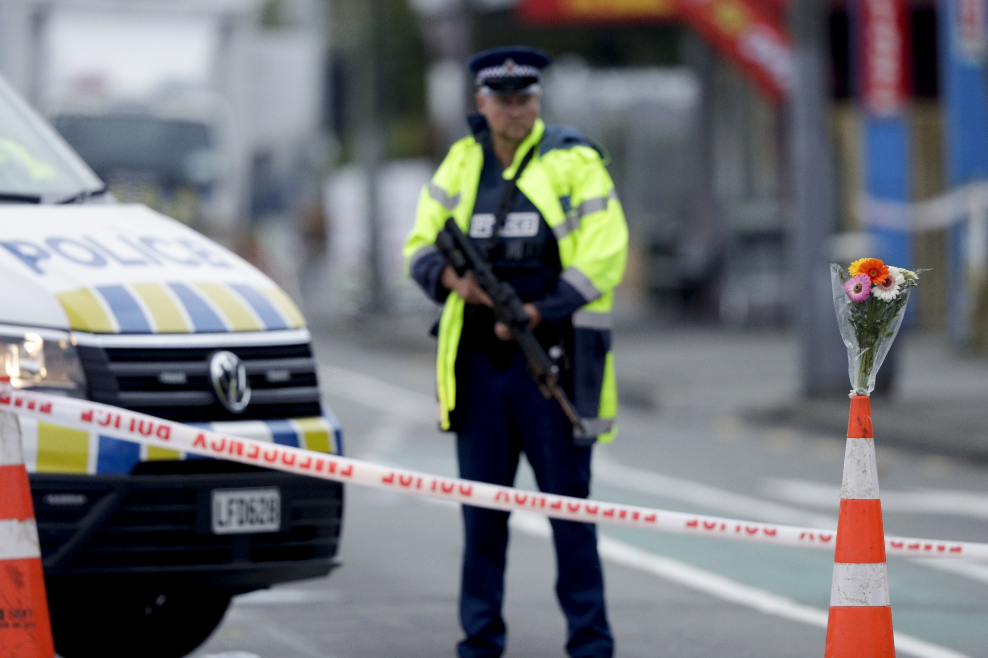 New Zealand Shooting Livestream Photo: New Zealand's History Of Gun Ownership Could Be Upended