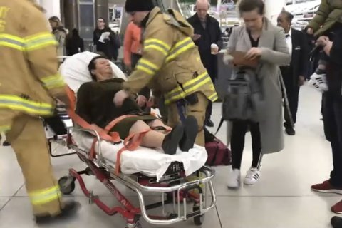 Turbulence injures 30 on flight from Istanbul to New York