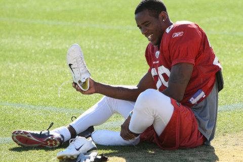 Redskins sign veteran DB Dominique Rodgers-Cromartie