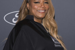 Queen Latifah attends the Black Girls Rock! Awards at New Jersey Performing Arts Center on Sunday, Aug. 26, 2018, in Newark, N.J. (Photo by Charles Sykes/Invision/AP)