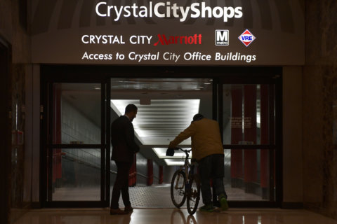 VRE advancing Crystal City expansion ahead of Amazon vote