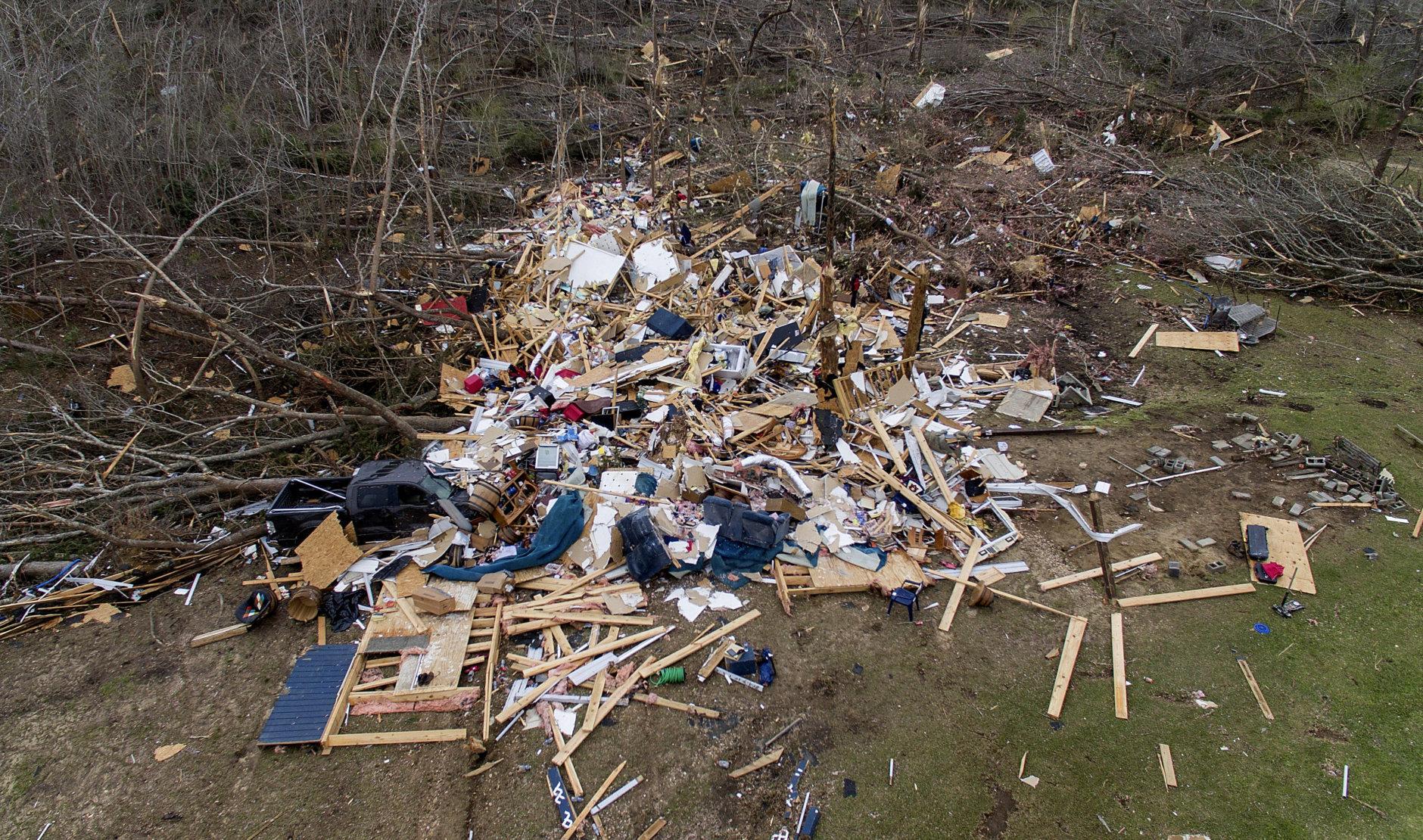 6th deadliest tornado in US history | WTOP