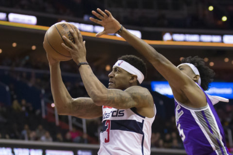 Wizards hold-off Kings behind Beal's late heroics
