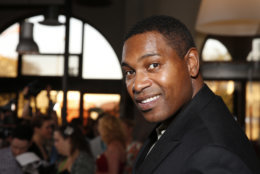 Mykelti Williamson attends the WIGS One Year Anniversary Party on Friday, May, 3, 2013 in Culver City, CA. (Photo by Todd Williamson/Invision for FOX/AP Images)
