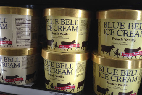 Blue Bell Ice Cream returns to Virginia after 3-year absence