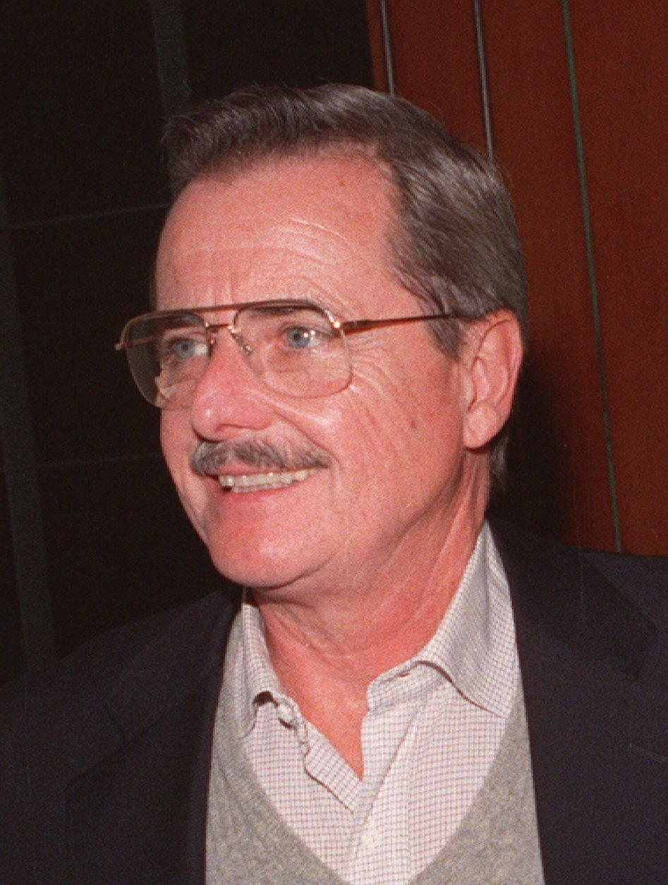 Actor William Daniels, shown in this 1986 photo, has been voted president of the Screen Actor's Guild. The vote was announced Friday, Nov. 5, 1999, in Los Angeles. Daniels defeated incumbent SAG president Richard Masur in a victory that divided the union of film and TV actors. (AP Photo)