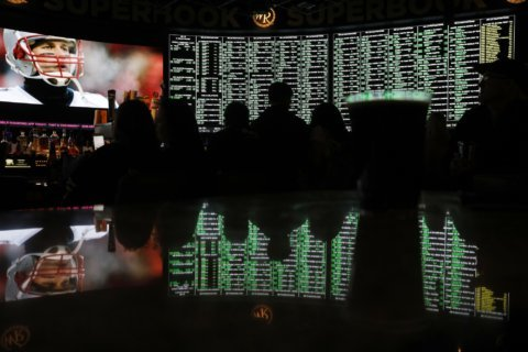 AP-NORC Poll: US divided on college vs pro sports betting