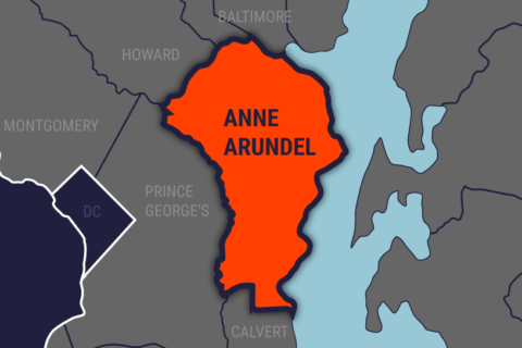 Anne Arundel officer called 'heroic' after pulling woman from burning van