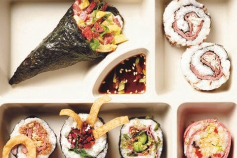 Hot dog sushi? DC trade group thinks you should try Beefshi
