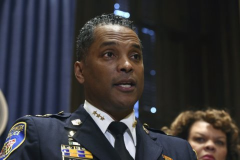 Ex-Baltimore police commissioner released from prison