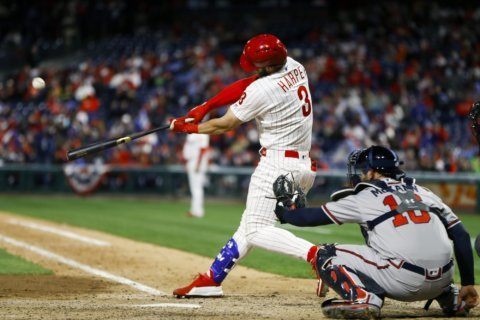 Bryce Baby! Phillies OF Harper, wife expecting baby boy