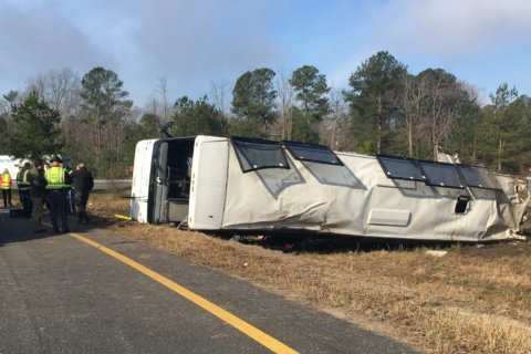 State was already probing safety of ramp when bus crashed