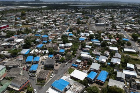 Trump opposes further disaster aid for battered Puerto Rico