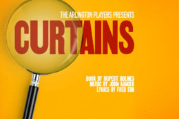 "The Arlington Players' ""Curtains."" (Courtesy The Arlington Players/Matthew Liptak)"