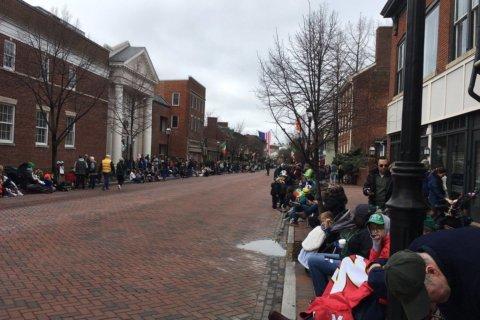 PHOTOS: Annapolis celebrates Irish heritage with St. Patrick's parade