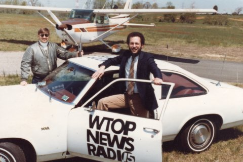 After 40 years, traffic guru Bob Marbourg leaves the WTOP Traffic Center