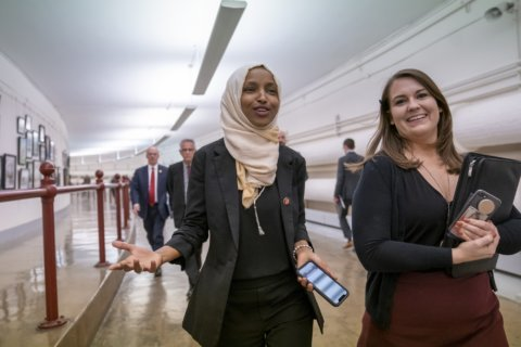 Some in House GOP broke with party on Omar resolution