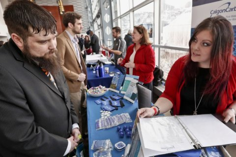 US wages rise by most in decade even as hiring tumbles