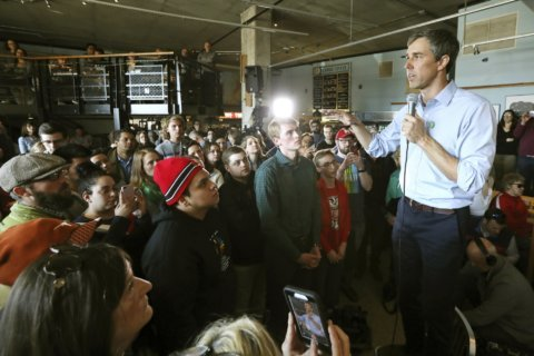 Beto O'Rourke boasts about $6.1M in campaign's 1st 24 hours