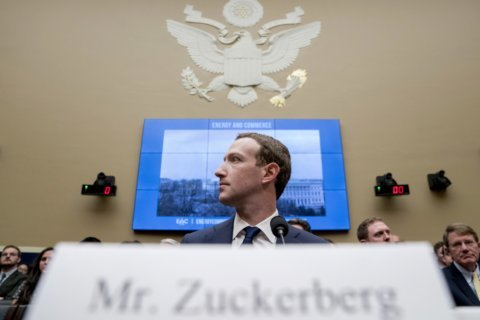 Facebook says some of Mark Zuckerberg's posts were deleted