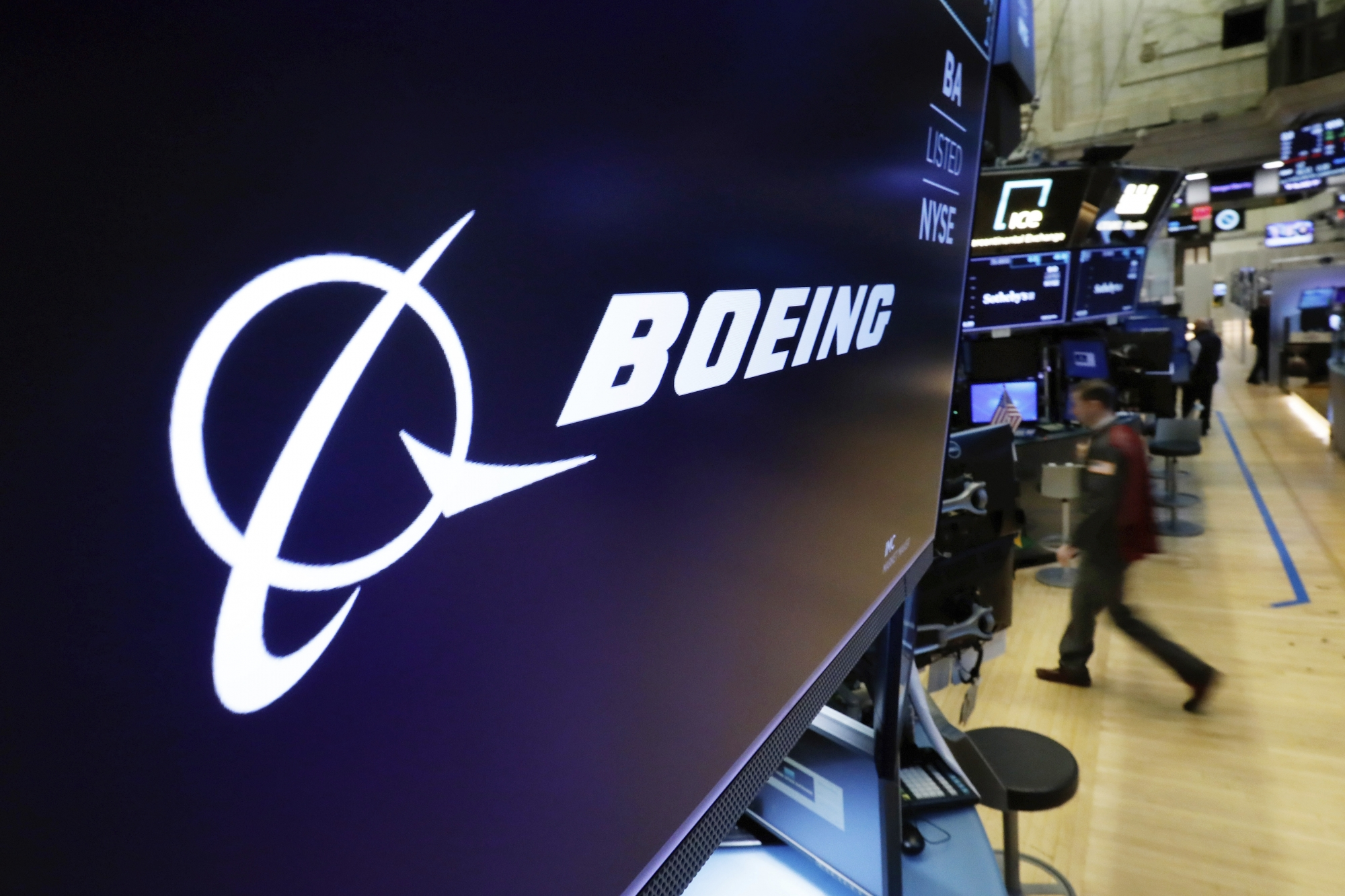 Markets Right Now Tech Stocks Lead Rally Boeing Hits Dow