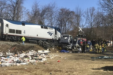 NTSB: Impaired truck driver likely cause of GOP train crash