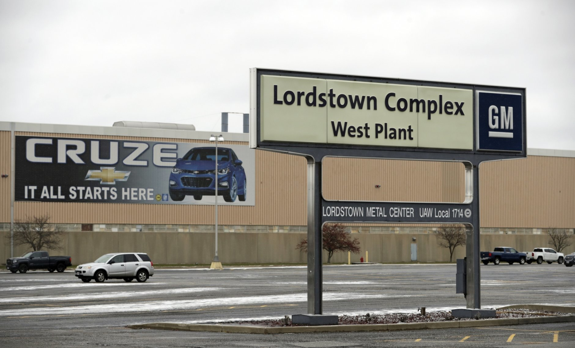 The Cruze cruises: GM assembly plant closing, maybe for good