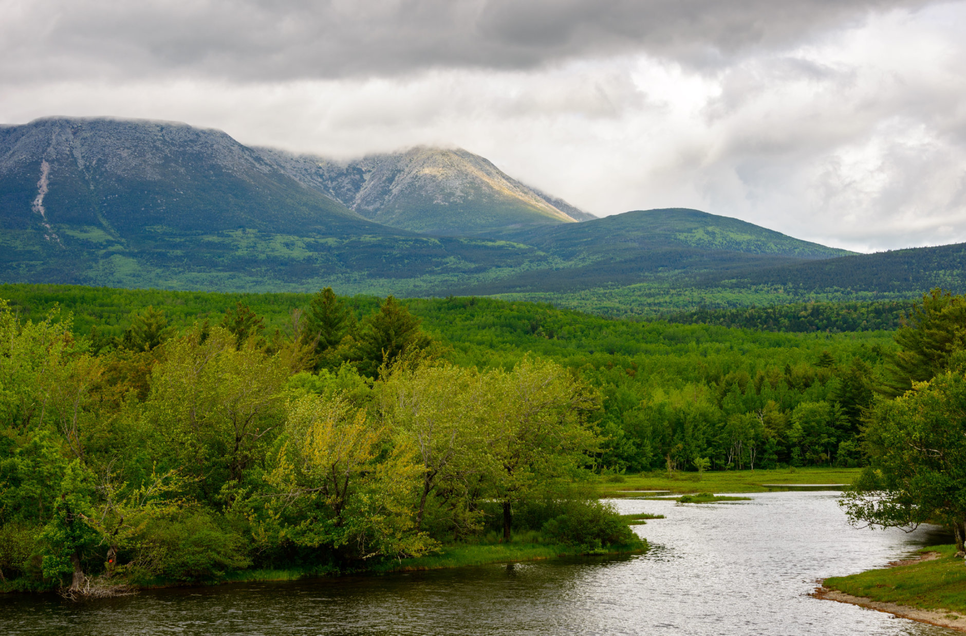 Maine North WoodsMaine North Woods