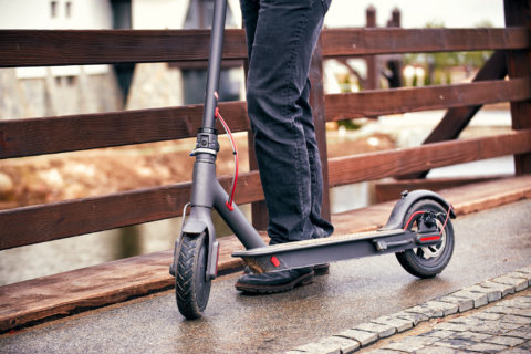 Injuries prompt CDC investigation into e-scooters