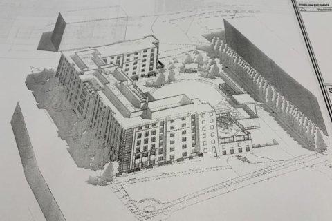 Plans drawn up for new, 6-story senior living center along Lee Highway