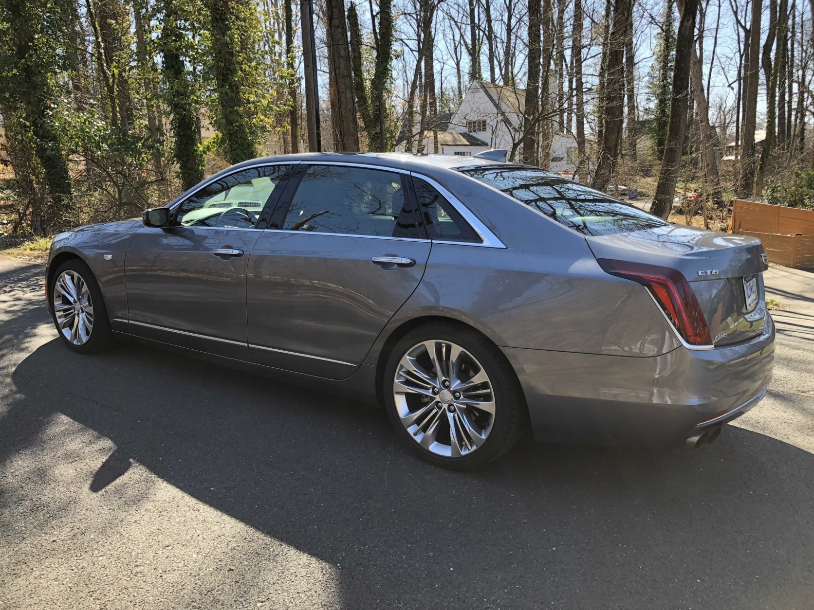 At just $88,000, the starting price is much lower than of some of the competition in its class. (WTOP/Mike Parris)
