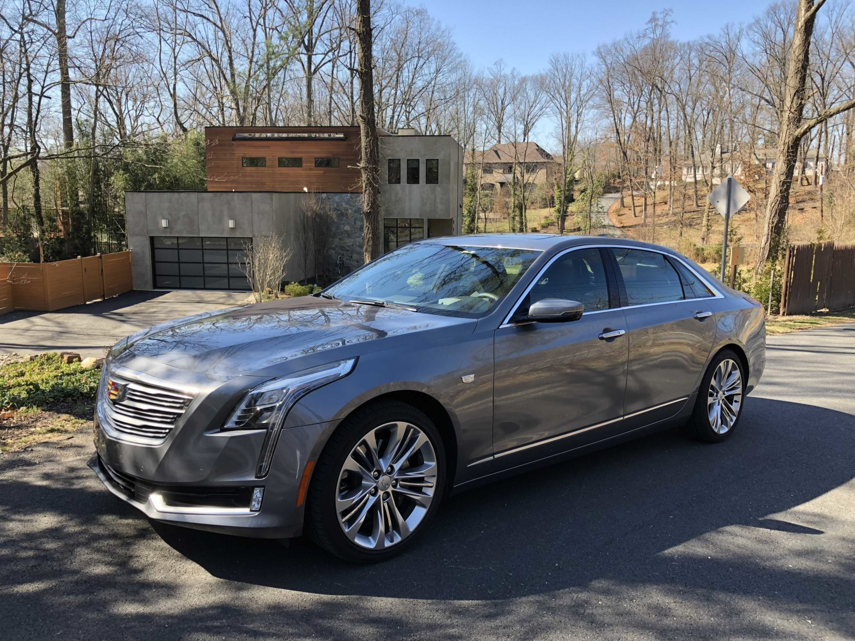 Car Review: Cadillac CT6 Platinum is luxury tech with bang