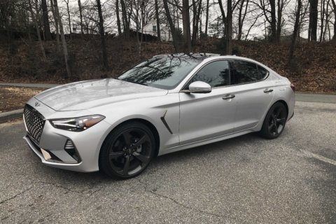 Car Review: Does the new Genesis G70 have what it takes to win in the small luxury sedan class?