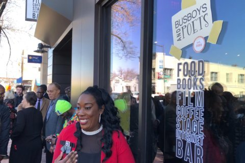 'It's very emotional': Busboys and Poets opens in Anacostia