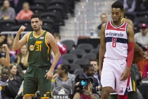 Beal contained by the Jazz as Wizards fall to Utah 116-95