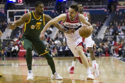 Game Preview: Eliminated from playoff contention, Wizards look ahead against Jazz