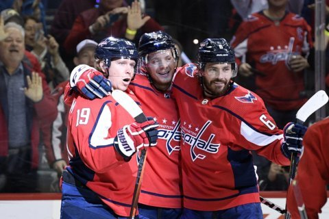 Capitals fly by Jets in 3-1 victory