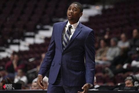 George Washington terminates basketball coach Maurice Joseph