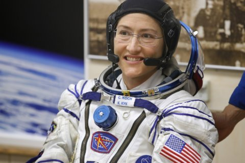 Virginia students to chat live with space station astronaut