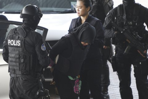 Indonesian woman freed 2 years after killing of Kim Jong Nam