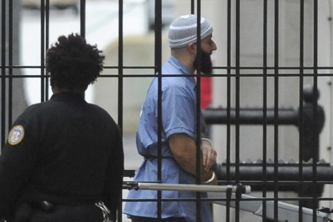 Documentary reveals plea deal offered to Adnan Syed in 'Serial' case