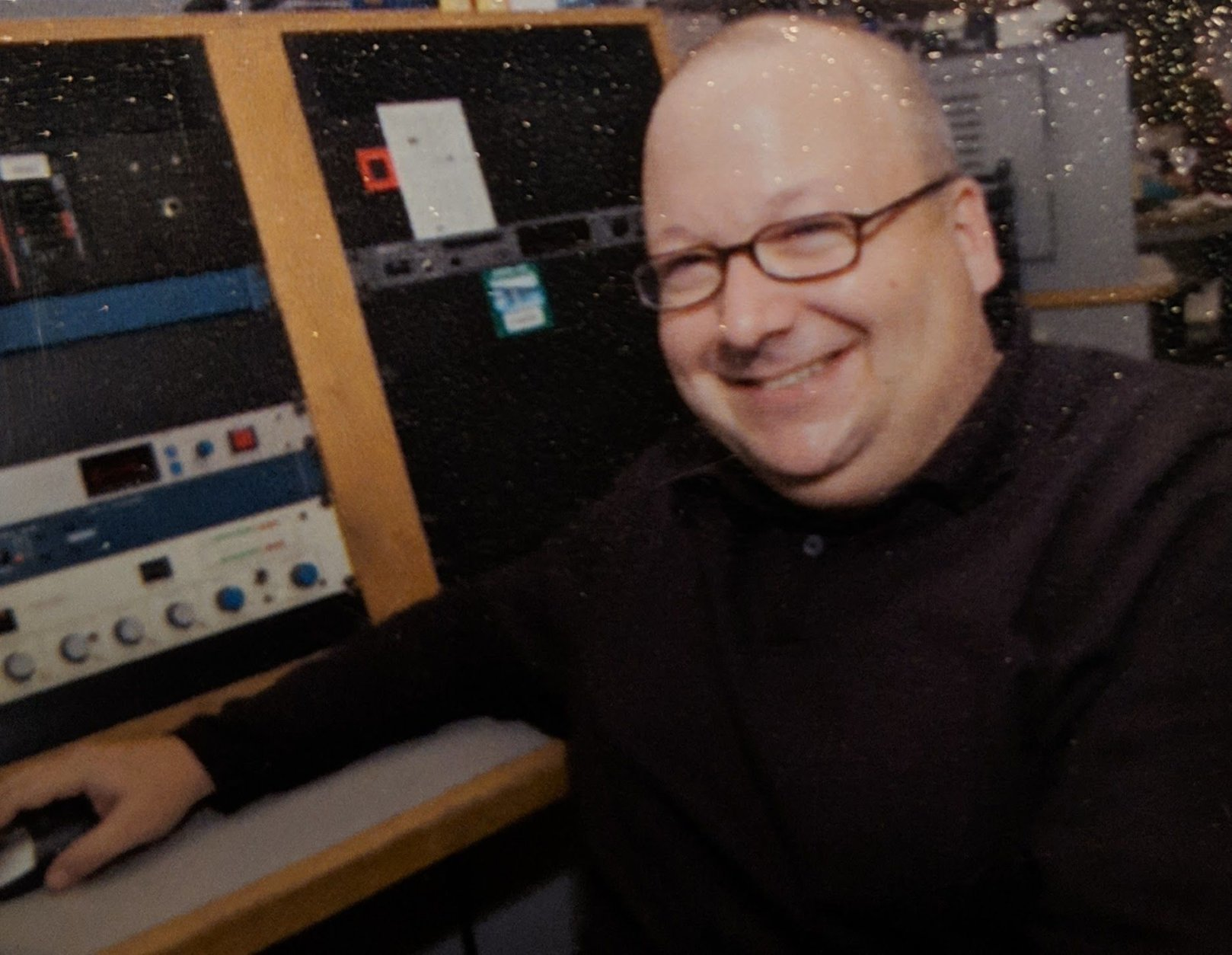 Mike McMearty, shown here in an undated photo, is the current director of news and programming. A 27-year veteran, he has handled a variety of roles around the newsroom and has led the station to winning dozens of awards. (File photo)