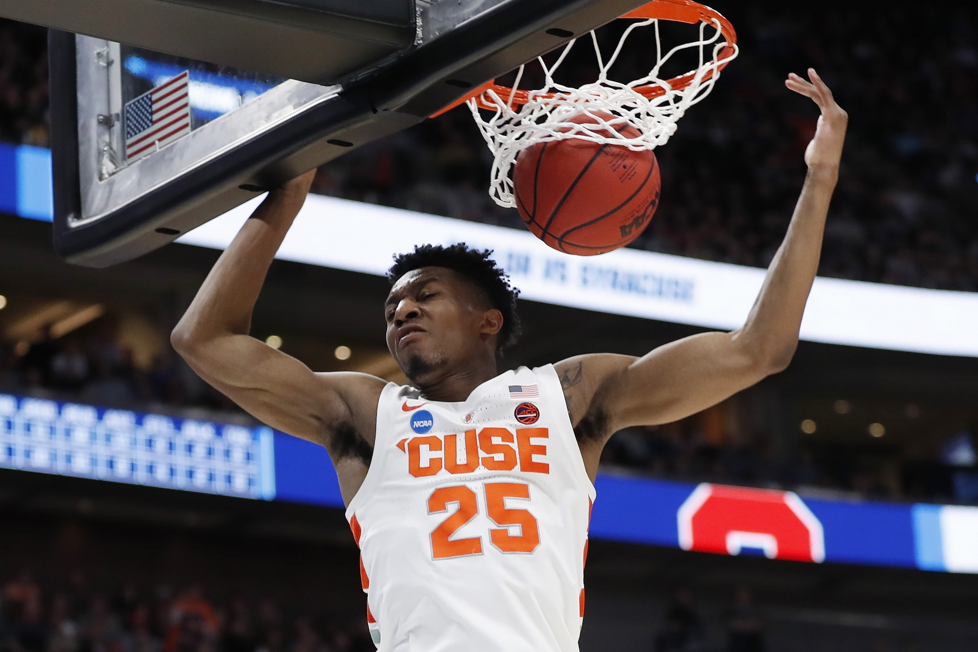 Syracuse Star Tyus Battle Not Coming Back For Senior Year